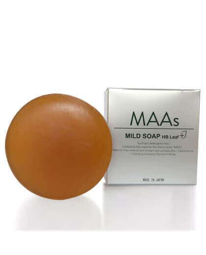MAAs HB リーフプラス マイルドソープ