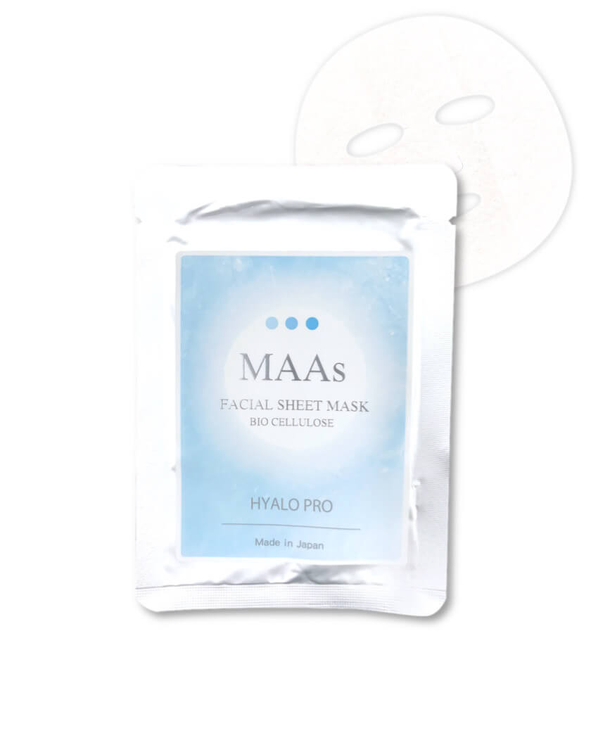 MAAs FACIAL SHEET MASK(マース フェイシャル シート マスク)